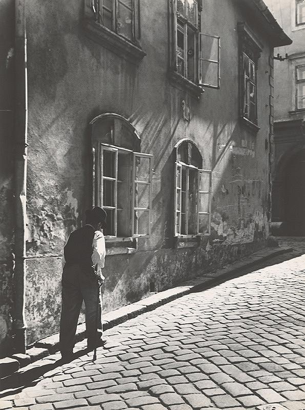 Štefan Tamáš - Prechádzka mestom