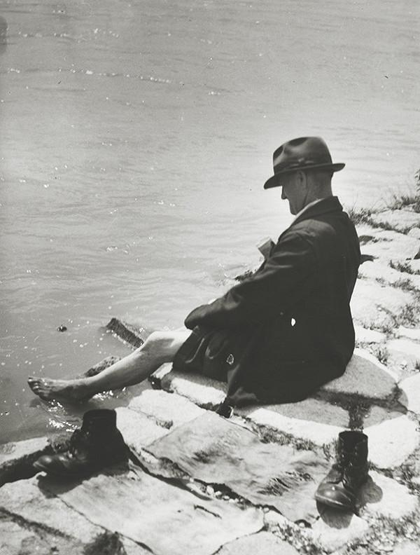 Štefan Tamáš - Na brehu Dunaja