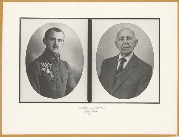 Ľubo Stacho - Portrét Ľ.H.