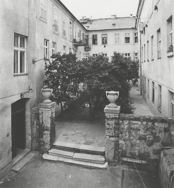 Juraj Bartoš – Obchodná ulica XII.