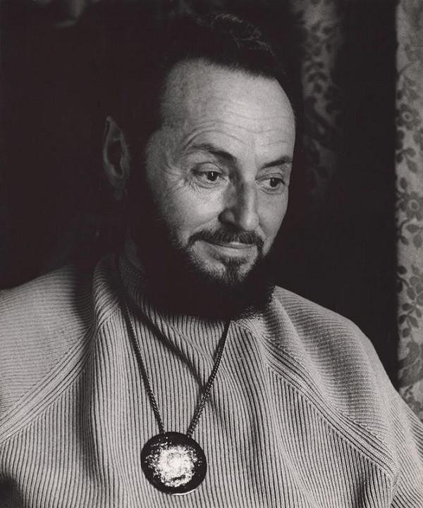 Martin Martinček - Portrét Jána Jamnického