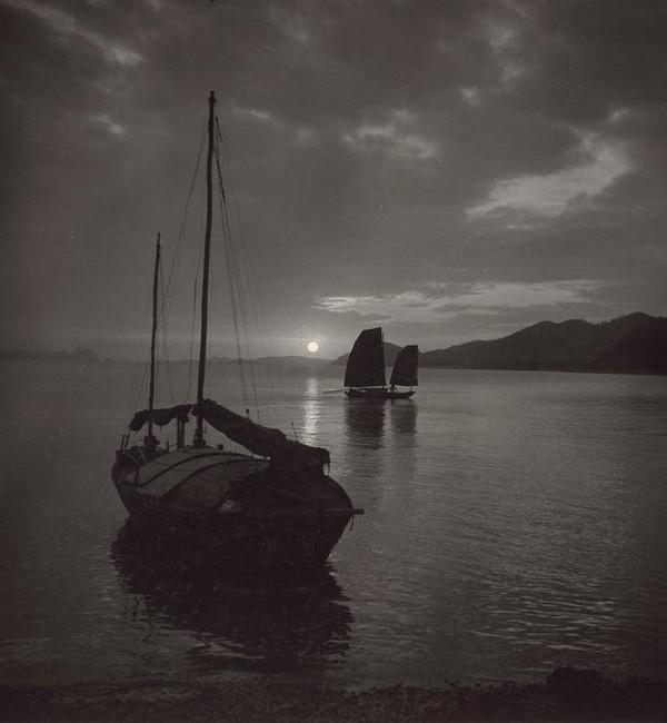 Ján Cifra - Vietnam. Západ slnka