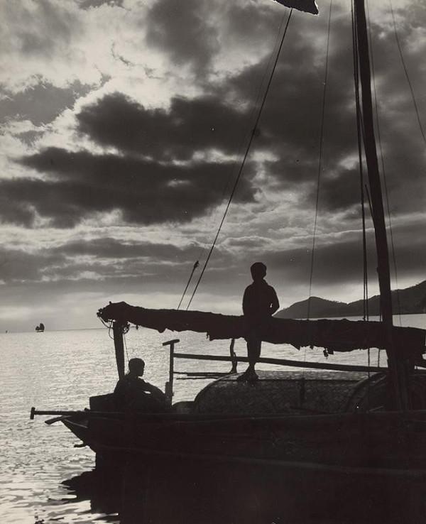 Ján Cifra - Vietnam. Malí rybári