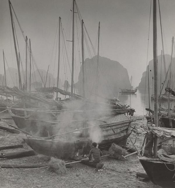 Ján Cifra – Vietnam. Oprava lodí