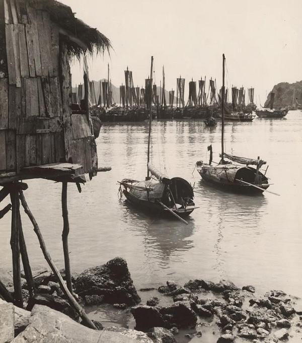 Ján Cifra – Vietnam. Rybárske bárky v Badelongu I.
