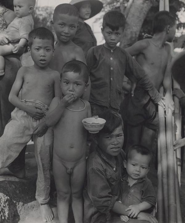 Ján Cifra – Vietnam. Deti