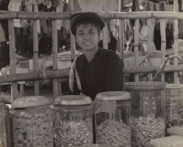 Ján Cifra – Vietnam. Sladkosti