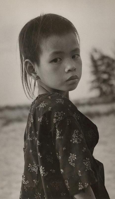 Ján Cifra – Vietnam - portréty. Malá Tim