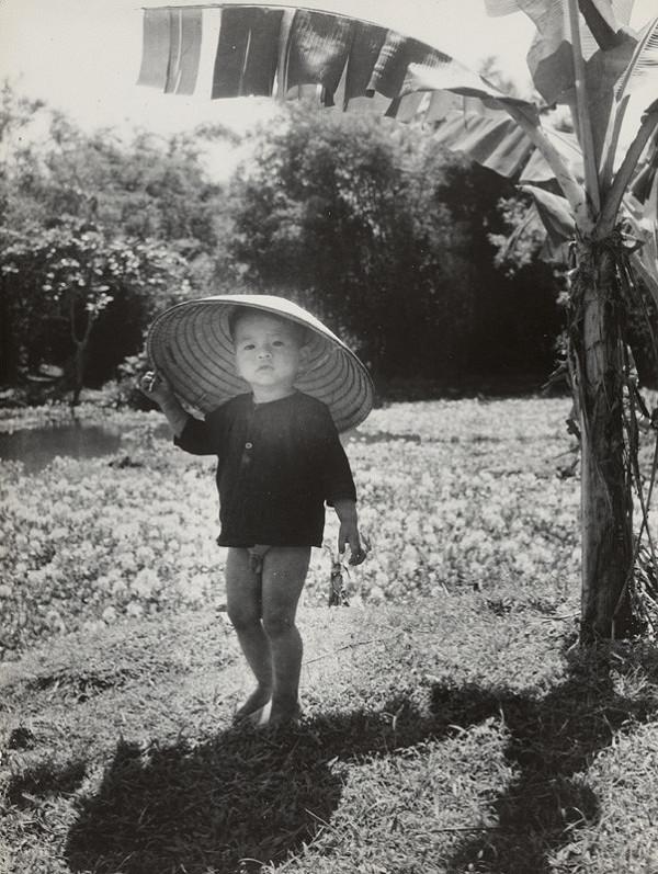 Ján Cifra – Vietnam - portréty. Malý dedinčan