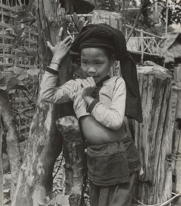 Ján Cifra – Vietnam - portréty. Plány