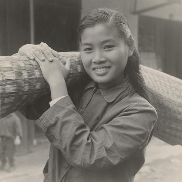 Ján Cifra – Vietnam - portréty. Lin