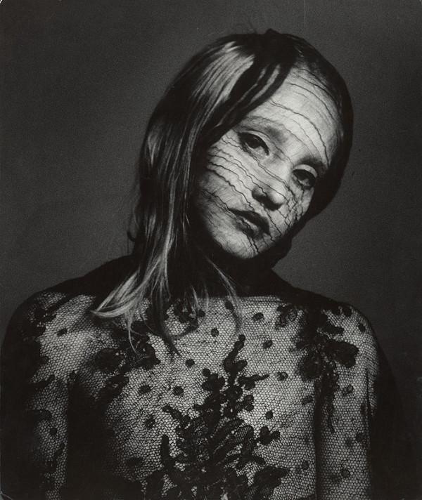 Ľuba Lauffová – Portrét I. (Portrét Saša)