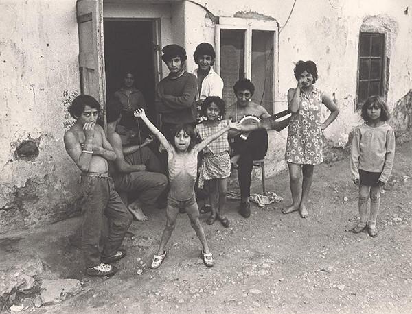 Pavol Breier - Rómska osada v Bardejove