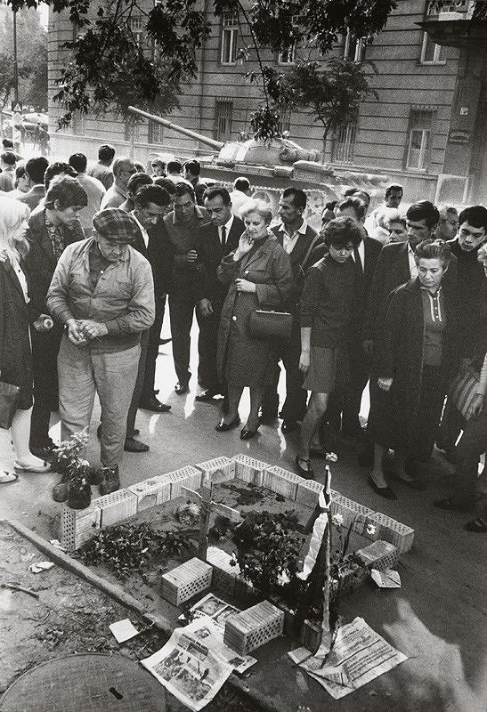 Tibor Borský - 21.8.1968