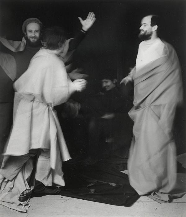 Vladimír Kordoš – Interpretácia obrazu Rembrandta