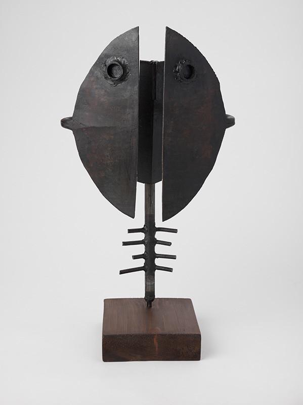 Theodor Lugs – Hlava II., 1963