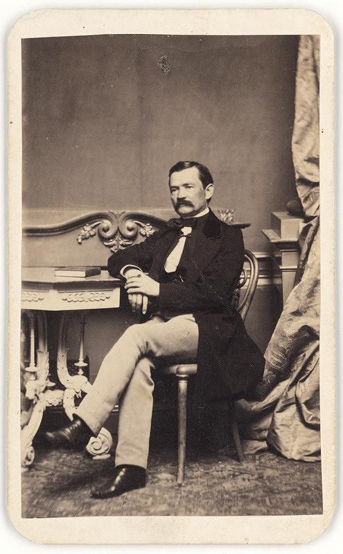 Eduard Kozič – Matej Pablášek, riaditeľ I. reálnej školy