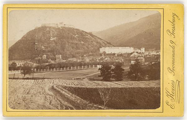 Eduard Kozič – Zrúcanina Hainburgského hradu