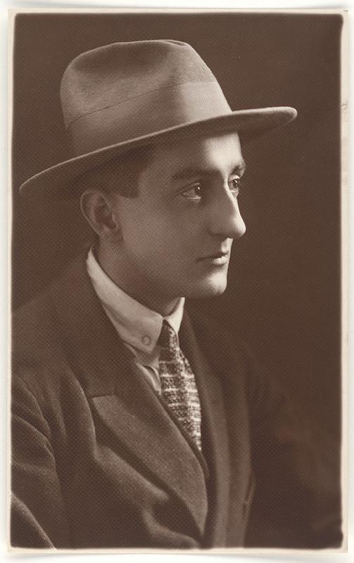 Karol Divald ml. – Autoportrét