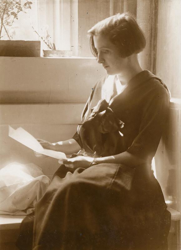 Pavol Osvald - Portrét manželky