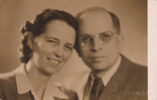 Benko Foto – Dvojportrét manželov