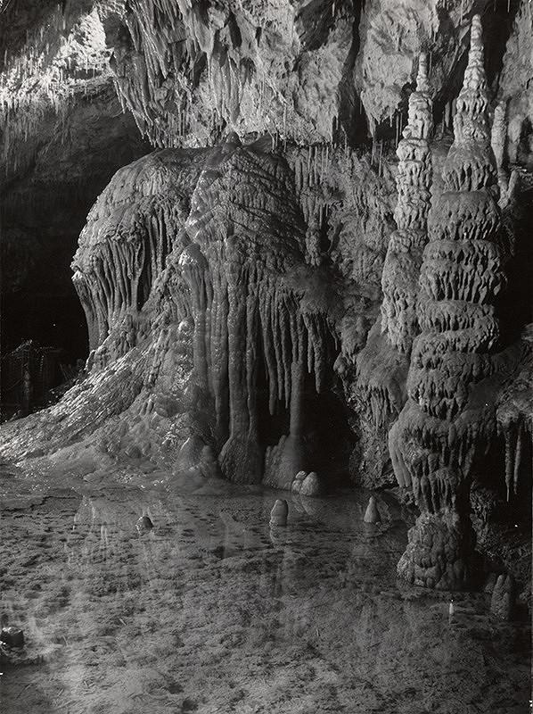 Ján Halaša – Demänovská jaskyňa