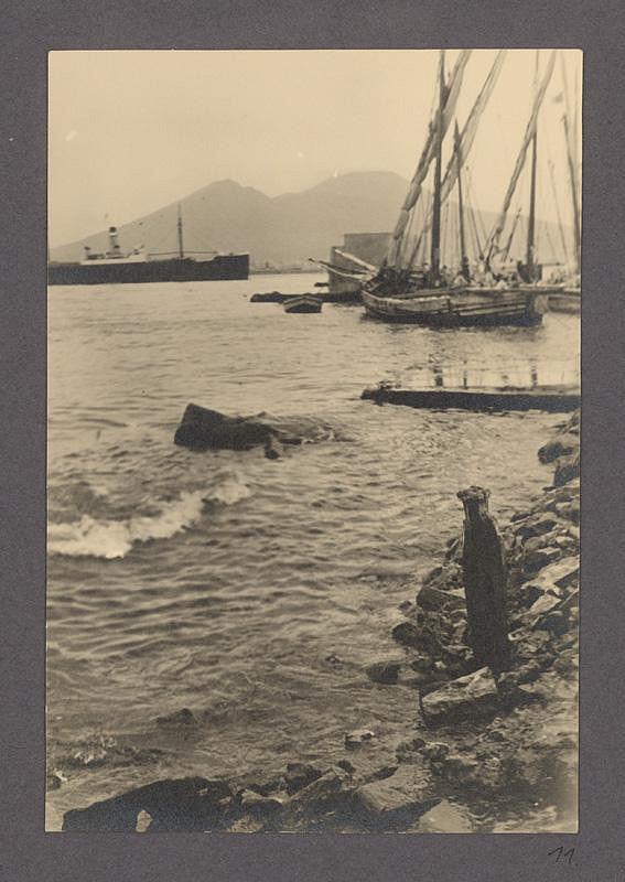 Juraj Jurkovič - Palermo z prístavu
