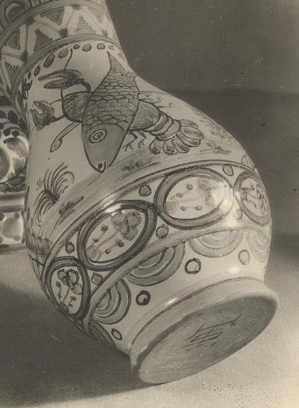 Oto Chorvát – Keramika
