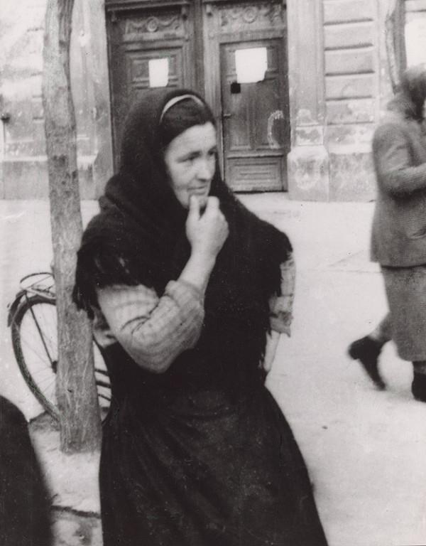 Irena Blühová – Na trhu 1.