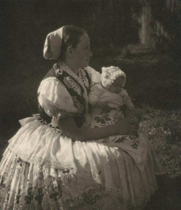 Ladislav Rozman - Matka s dieťaťom