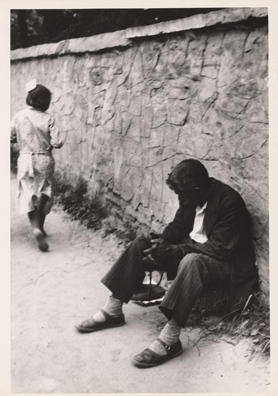 Karol Aufricht – Aj tak sme sa živili X., 1934, Slovenská národná galéria