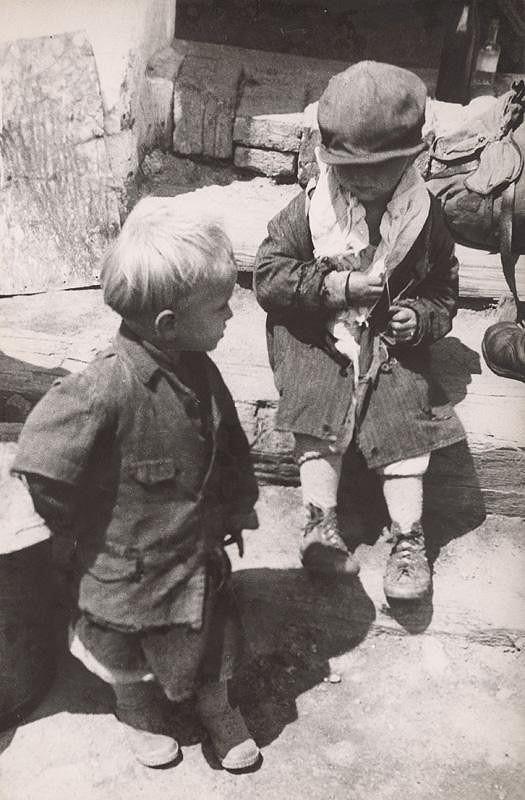 Karol Aufricht – Deti