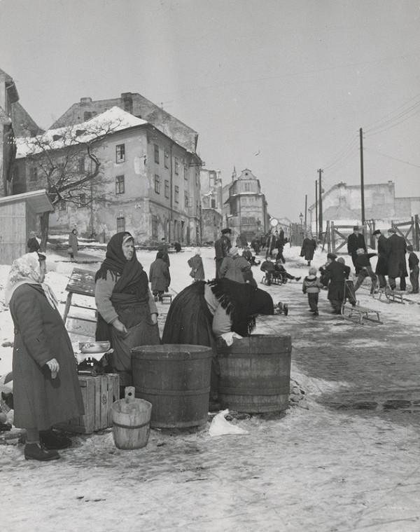 Pavol Poljak - Bratislava. Predavačky kapusty