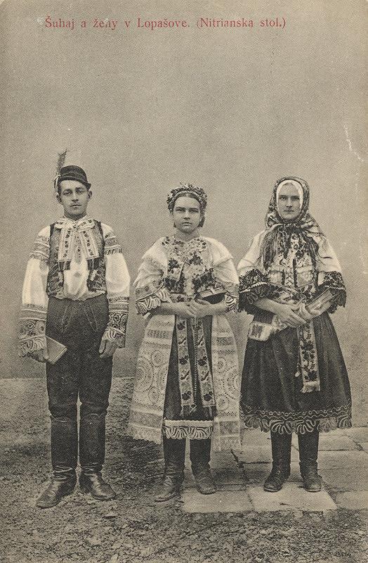 Pavol Socháň – Šuhaj a ženy v Lopašove
