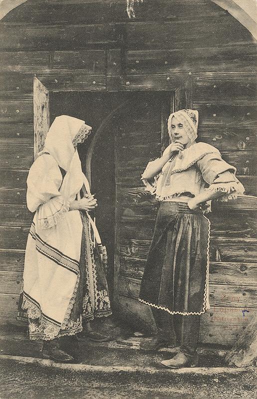 Pavol Socháň – Ženy v Lopašove