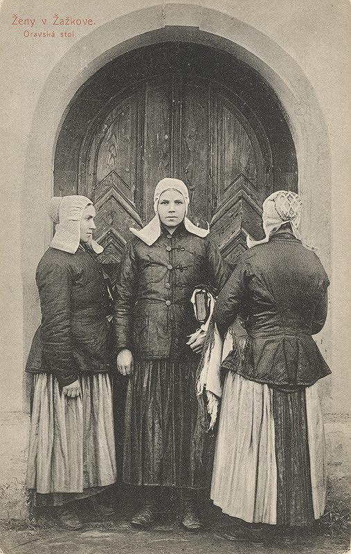 Pavol Socháň – Ženy v Žažkove