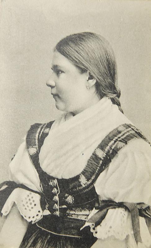 Pavol Socháň – Dievča z Rakova
