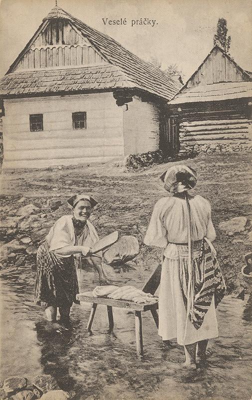 Pavol Socháň – Veselé práčky