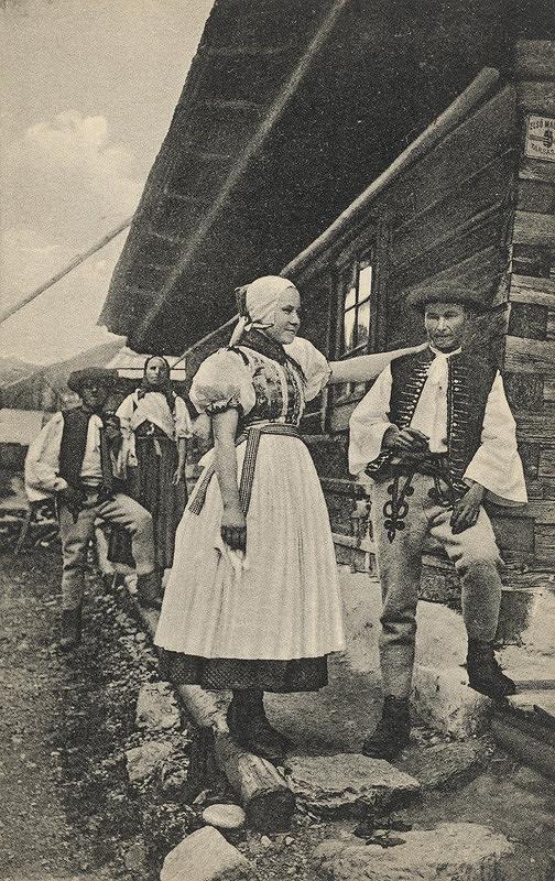 Pavol Socháň – Manželia v Stankovanoch