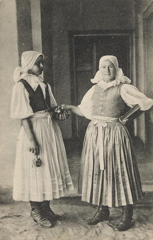 Pavol Socháň – Dievčatá v Brezovej