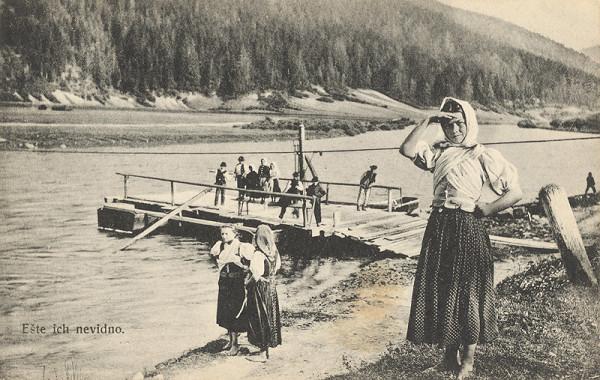Pavol Socháň – Na prievoze v Stankovanoch