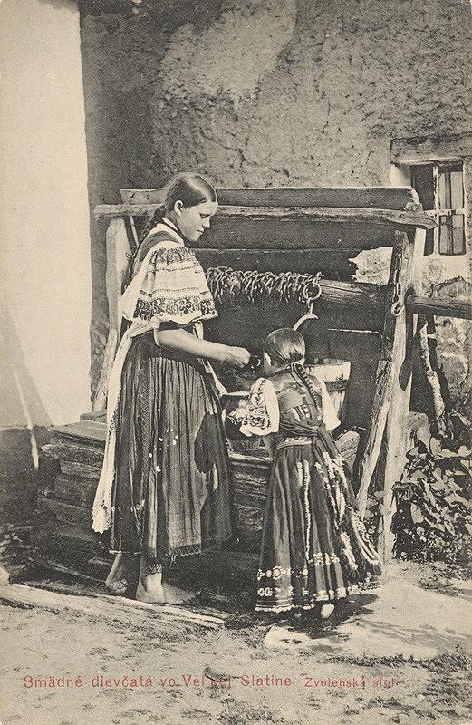 Pavol Socháň – Smädné dievčatá vo Zvolenskej Slatine