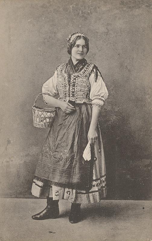 Pavol Socháň – Žena z Kapušian