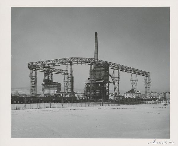 Viliam Malík – Mestská plynáreň