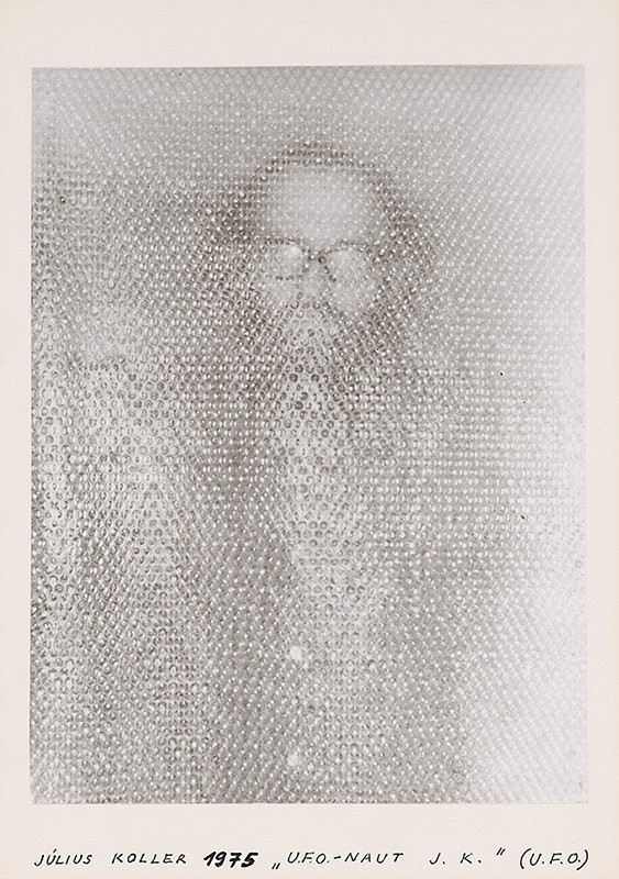 Július Koller, Kvetoslava Fulierová - U.F.O.-naut J.K. (U.F.O)