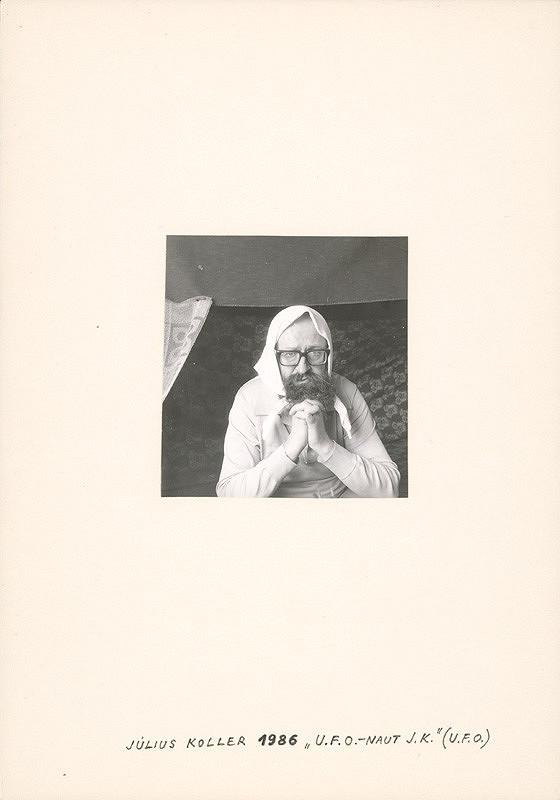 Július Koller, Kvetoslava Fulierová – U.F.O.-naut J.K. (U.F.O)