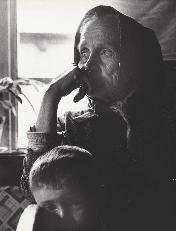 Martin Martinček – S vnukom