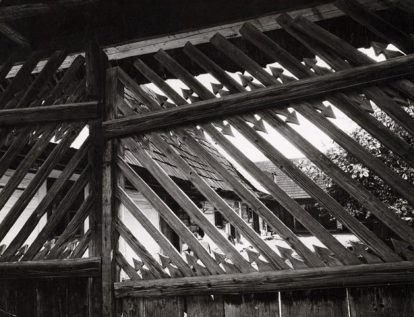 Martin Martinček – Detail brány
