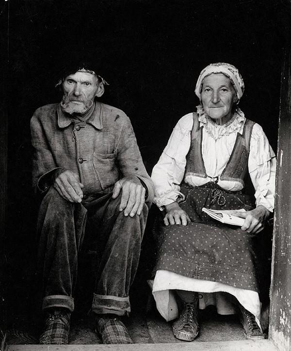 Martin Martinček - Starí manželia