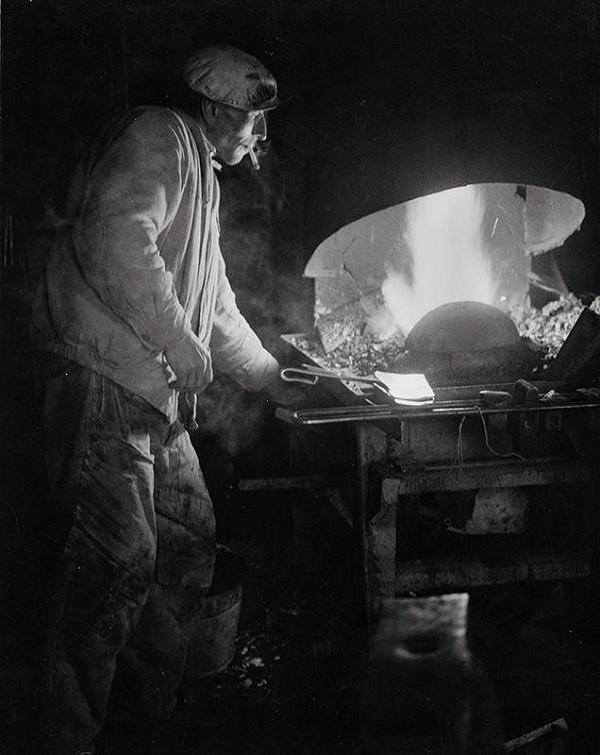 Martin Martinček – Dedinský kováč